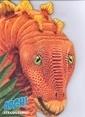 Çiçek Yayıncılık Şekilli Dinozorlar D.-Stegosaurus Renkli